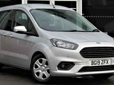 used Ford Tourneo 1.5 TDCi Zetec 5dr