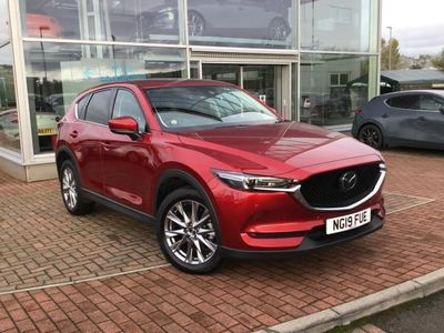 used Mazda CX-5 CX-5 20192.2d Sport Nav+ 5dr Estate Estate 2019