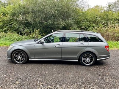used Mercedes C230 C Class 2.5Sport G-Tronic 5dr