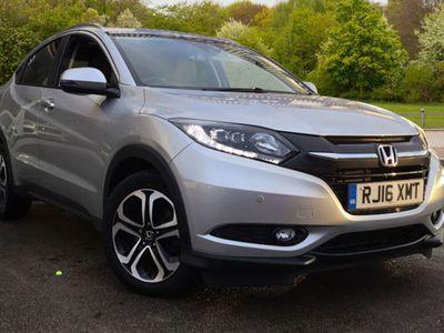 used Honda HR-V 1.6 i-DTEC EX 5dr