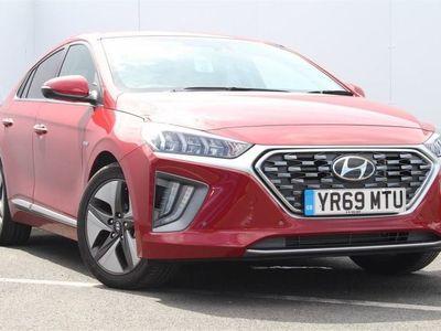 used Hyundai Ioniq 1.6 PREMIUM SE 5DR SEMI AUTOMATIC