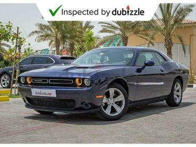 used Dodge Challenger SE