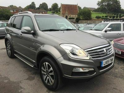 used Ssangyong Rexton 2.0 TD EX 4x4 5dr