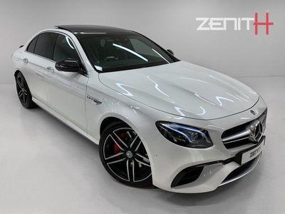 used Mercedes S63 AMG E CLASS 213/238 AMG E4MATIC PREMIUM 2018