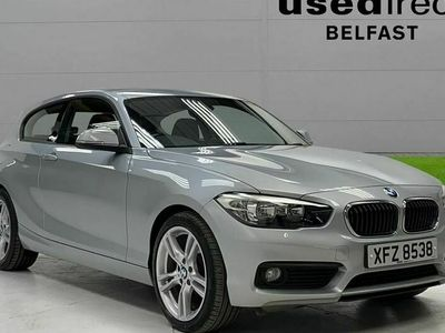 used BMW 116 1 Series d SE 3dr Step Auto