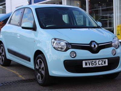 used Renault Twingo 1.0 SCE Play 5dr Manual