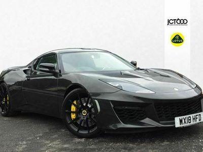 used Lotus Evora 3.5 V6 410 Sport 2dr coupe