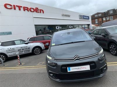 used Citroën C4 Picasso 1.6 BlueHDi Feel (s/s) 5dr