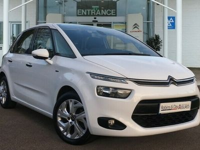used Citroën C4 Picasso 1.6 e-HDi Exclusive 5dr