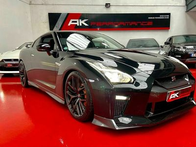 used Nissan GT-R 3.8 V6 Recaro Auto 4WD 2dr