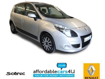 used Renault Scénic 1.6 VVT Bizu 5dr**GREAT FAMILY CAR**2 LADY OWNERS**AIR CON**