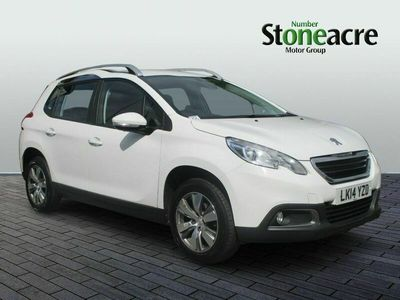 used Peugeot 2008 Crossover 1.4HDi Active (70bhp)