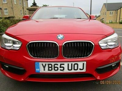 used BMW 116 1 Series 1.5 d SE Auto (s/s) 5dr