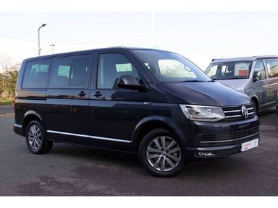 used VW Caravelle Executive SWB 199 PS 2.0 TDI BMT 7sp DSG