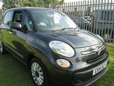 used Fiat 500L 1.4 Pop Star (95bhp)