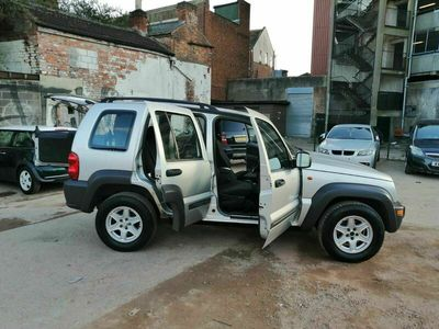 used Jeep Cherokee 2.5 TD Sport 4x4 5dr