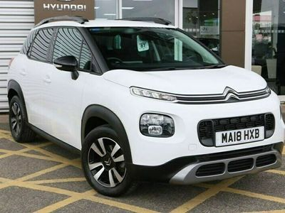 used Citroën C3 Aircross 1.2 PureTech 110 Feel 5dr suv 2018