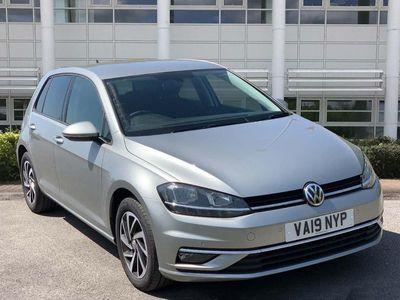 used VW Golf 2019 Warrington 1.6 TDI Match 5dr
