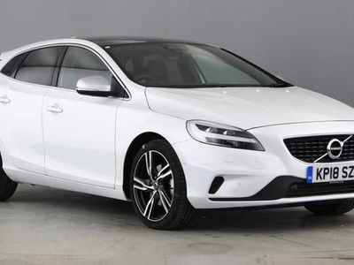 used Volvo V40 T3 R-Design Pro Manual (Xenium Pack, Winter, Rear Camera Power Seats ) 2.0 5dr