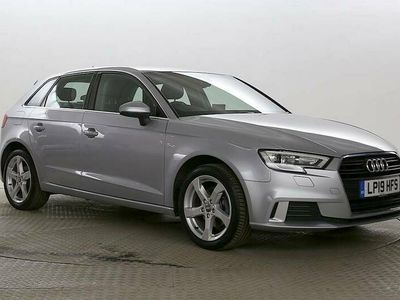 used Audi A3 Sportback 1.5 T FSi Sport S-Tronic 5dr