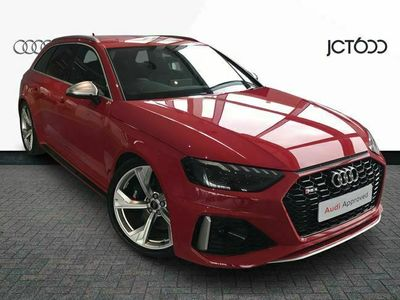 used Audi RS4 RS4 RS 4 TFSI Quattro 5dr S Tronicavant