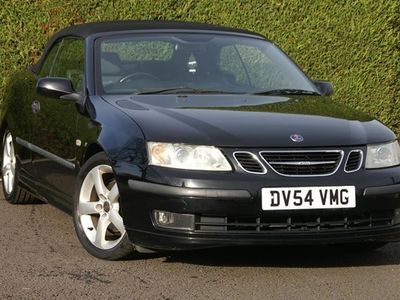 used Saab 9-3 Convertible 2.0t Vector 2d Auto