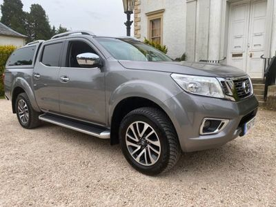 used Nissan Navara Double Cab Pick Up Tekna 2.3dCi 190 4WD Auto, 2017, not known, 86000 miles.