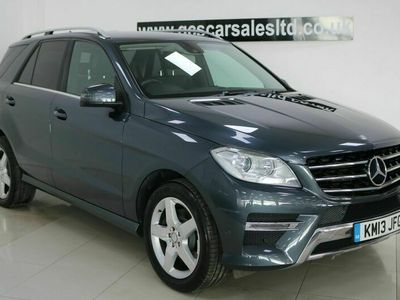 used Mercedes ML250 M Class 2.1CDI BlueTEC AMG Sport 7G-Tronic Plus 4x4 5dr