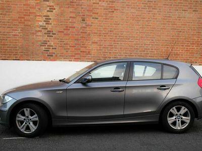 used BMW 116 1 Series 2.0 i SE 5dr