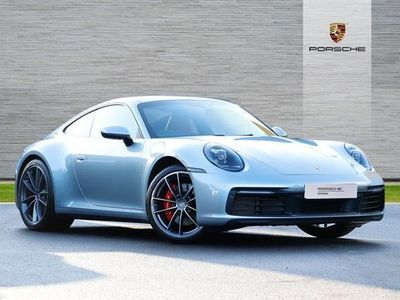 used Porsche 911S 2dr PDK Coupe 2019