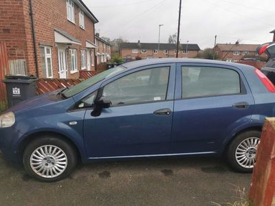 used Fiat Grande Punto 1.2 Active 5dr