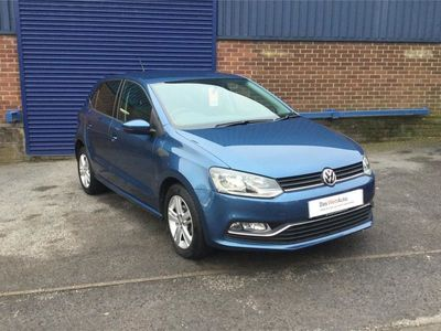 used VW Polo 1.0 Match 5Dr