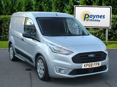 used Ford Transit Connect 1.5 Ecoblue 100Ps Trend Van