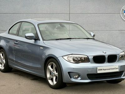 used BMW 120 Coupé i SE