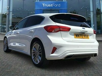 used Ford Focus 1.0 EcoBoost 5DR With Wireless Charging Pad