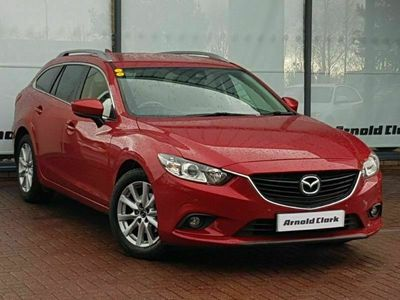used Mazda 6 Tourer 2.0 SE-L Nav 5dr