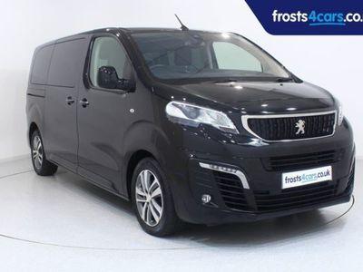 used Peugeot Traveller Diesel Estate Allure