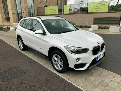 used BMW X1 2.0 18d SE sDrive (s/s) 5dr