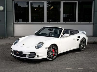 used Porsche 997 Turbo 3.8 Cabriolet PDK AWD 2dr