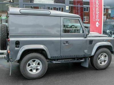 used Land Rover Defender 90 2.2 TD DPF Hard Top 3dr