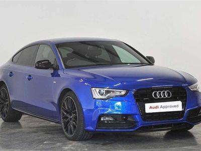 used Audi A5 2.0 TDI 190 Quattro Black Ed Plus 5dr S Tronic 5st