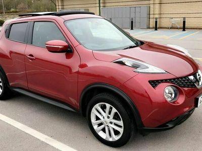 used Nissan Juke 1.2 DIG-T Acenta Premium Manual 6Spd (s/s) 5dr