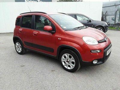 used Fiat Panda 1.2 MULTIJET TREKKING 5d 75 BHP