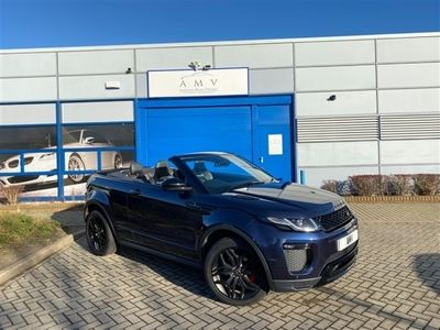 used Land Rover Range Rover evoque TD4 HSE DYNAMIC, Great Spec, Great Colour