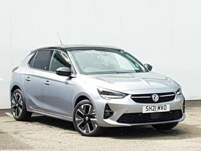 used Vauxhall Corsa E SRi Nav Premium (7.4kw