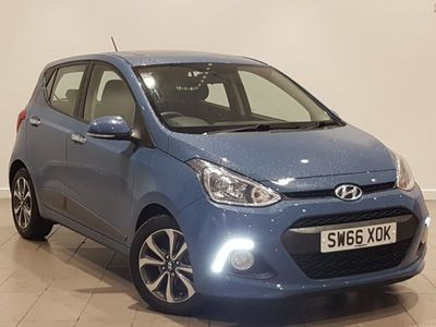 used Hyundai i10 1.2 Premium Se 5Dr Auto