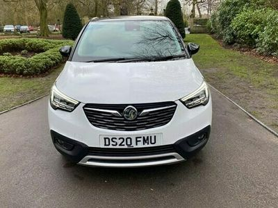 used Vauxhall Crossland X 1.2 Turbo GPF Elite (s/s) 5dr