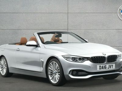 used BMW 420 d Luxury Convertible
