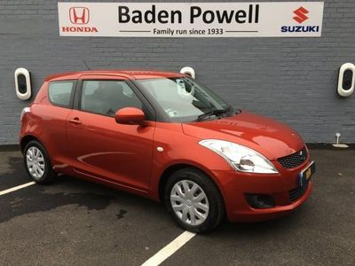 used Suzuki Swift Hatchback SZ2
