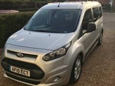 used Ford Tourneo Connect Grand1.6 TDCi Zetec 5dr